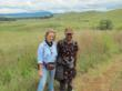 In the New Guinea Highlands, women typically have to walk long distances  often to and from rivers  to collect clean water. Drink a Good Cup, Do a Good Thing supports the Korona coffee plantation manager Maureens Kahento's (right, with Shirin Moayyad, Peets director of coffee) efforts to improve clean water access in her community by building catchment water tanks in at least three centrally located, accessible areas.